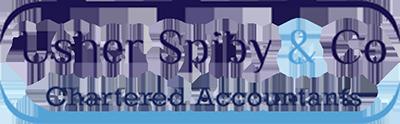 Usher Spiby Logo