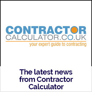 Contractor Calculator logo linking to their news page