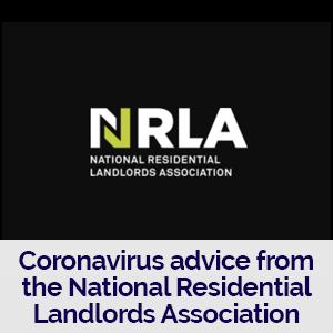 NRLA logo linking to their coronavirus advice page