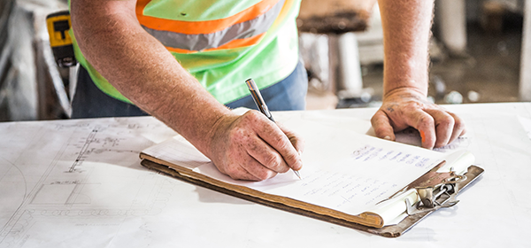 subcontractor working on reverse charge invoice