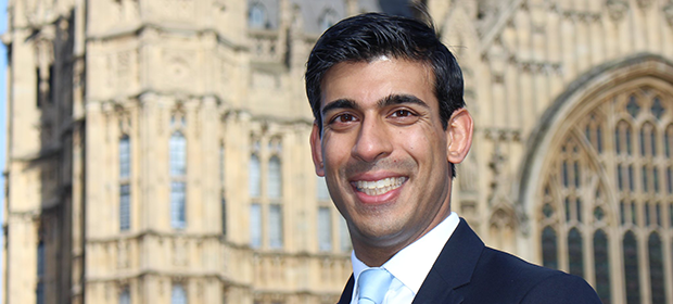 Chancellor Rishi Sunak delivers the Spring Budget